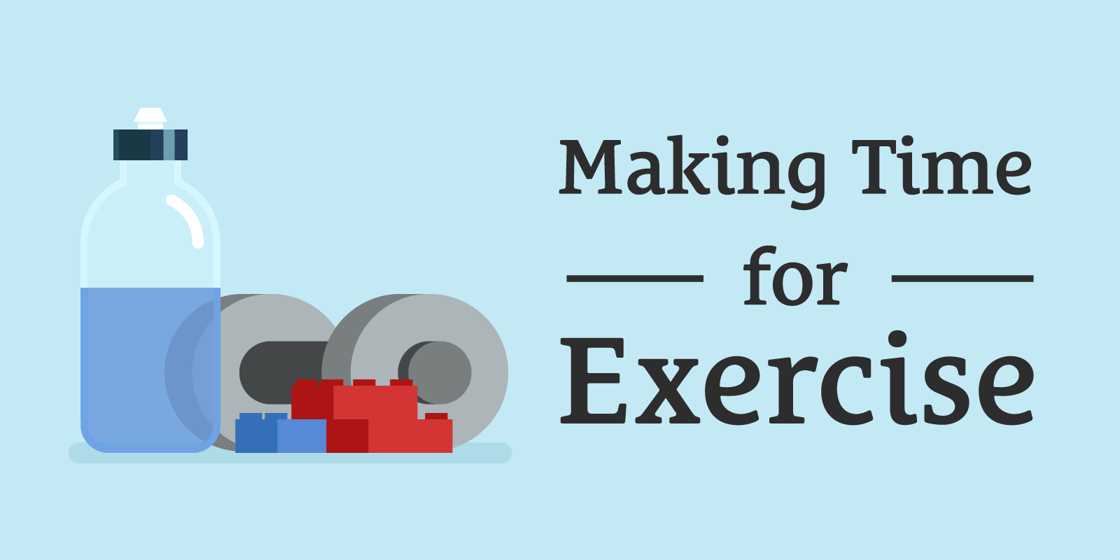 041: Making Time for Exercise When Raising Kids